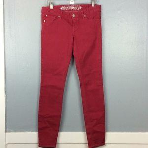 Express Jeans Legging Zelda Slim Fit Ultra Low 6